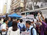 Ngành vận tải Hong Kong ra tối hậu thư cho người biểu tình