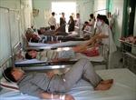 Hơn 100 công nhân may DHA nhập viện do ngộ độc thực phẩm