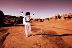 Con người có thể sống trên Sao Hỏa trong 68 ngày