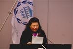 Đoàn Quốc hội Việt Nam hội đàm với Tổng Thư ký IPU tại Geneva