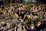 Phong trào biểu tình Hong Kong mất dần sự ủng hộ