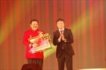 Doanh nhân Trần Quí Thanh đón nhận Huân chương Lao động hạng Ba