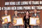 Phong tặng, truy tặng 5 cựu TNXP danh hiệu Anh hùng lực lượng VTND