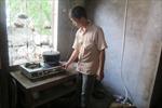 Hầm biogas giúp đồng bào cải thiện chất lượng cuộc sống
