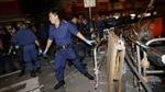 Cảnh sát Hong Kong giải tán khu biểu tình ở Mong Kok