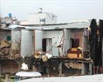 Hiện trường vụ nổ kinh hoàng tại TP HCM