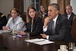 Ông Obama yêu cầu dân Mỹ bình tĩnh đối phó Ebola
