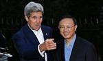 Mỹ-Trung thúc đẩy hợp tác, giải quyết bất đồng