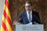 Người Catalonia rầm rộ tuần hành đòi trưng cầu dân ý sớm