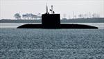 Tàu ngầm Nga không phải là 'vật thể lạ' Thụy Điển tìm kiếm