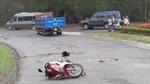 Ô tô phóng nhanh tông chết người giữa phố Đà Lạt