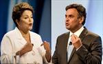 Tổng thống Brazil vượt đối thủ trong thăm dò dư luận