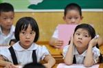 Phản hồi không chấm điểm đối với học sinh tiểu học - Phải ở lại giờ trưa mới hoàn thành công việc