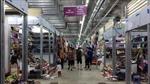 Chợ Mơ truyền thống chính thức đi vào hoạt động