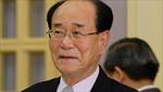 Chủ tịch Quốc hội Triều Tiên đến Trung Quốc