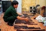 Phát hiện tàu biển buôn lậu súng hơi vào Việt Nam