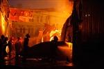 Hà Nội: Hai vụ cháy thiệt hại hơn trăm tỷ