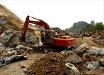 Khai thác đá ảnh hưởng nghiêm trọng tới nhà dân