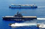 Mỹ - Nhật ấn định thời điểm diễn tập quân sự chung