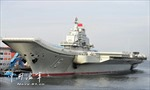 Trung Quốc sẽ đóng tàu sân bay tự thiết kế ở Thượng Hải