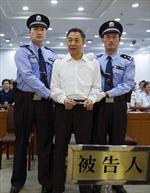 Ảnh Bạc Hy Lai bị còng tay gây 'sóng' dư luận