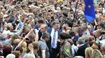Khối Petro Poroshenko dẫn đầu