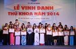 Thành phố Hồ Chí Minh vinh danh 84 thủ khoa