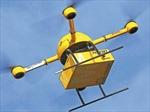 Thiết bị bay không người lái của DHL phục vụ nghiên cứu