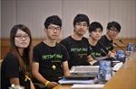 Sinh viên Hong Kong đặt điều kiện với chính quyền