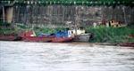 Vắng lặng tàu neo đậu trong khu tránh bão 47 tỉ đồng