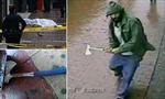 4 cảnh sát Mỹ bị tấn công bằng rìu