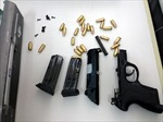 Hai vụ vận chuyển vũ khí qua cửa khẩu ở Quảng Bình