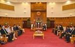 Thủ tướng tiếp Trưởng đại diện các tổ chức LHQ tại Việt Nam
