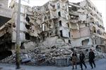 Quân đội Syria giành lại một thị trấn miền Tây