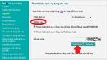 Hướng dẫn nạp tiền Viettel online cho iPad