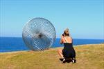 Ngỡ ngàng trước các tác phẩm bên bờ biển Australia
