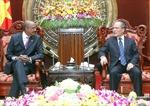 Chủ tịch Quốc hội tiếp Phó Tổng Thư ký LHQ