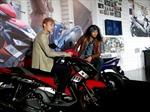 Yamaha ra mắt mẫu Nouvo mới