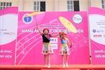Dàn sao Việt đổi tiếng hát lấy nụ cười