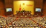 Thông cáo số 6, Kỳ họp thứ 8, Quốc hội khóa XIII