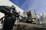Tướng Mỹ bị cách li tại Italy để đề phòng virus Ebola