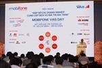 Mobifone mở rộng xã hội hóa dịch vụ giá trị gia tăng
