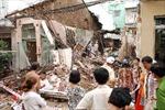 Bất cẩn khi phá dỡ nhà, 2 người tử vong