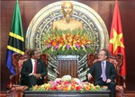Tổng thống Tanzania kết thúc tốt đẹp chuyến thăm Việt Nam