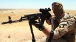 Lực lượng người Kurd Iraq tới Kobane chống IS