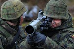 2.500 lính đa quốc gia tập trận Kiếm sắt