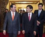 Đoàn Bộ Công an Việt Nam kết thúc chuyến thăm Trung Quốc