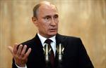 Truyền thông phương Tây rộ tin đồn ông Putin bị ung thư
