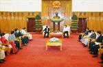 Thủ tướng Nguyễn Tấn Dũng tiếp lãnh đạo Hội Quy hoạch Phát triển đô thị