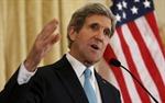 Ngoại trưởng Mỹ tiếp trưởng đoàn đàm phán Palestine